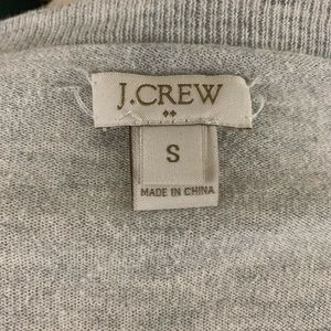 J. Crew Factory Sweaters - J. Crew Factory Lightweight Gray Sweater